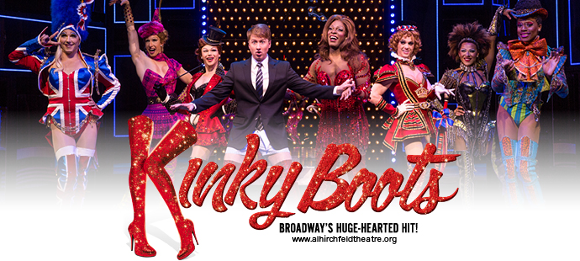 kinky boots musical broadway new york live get tickets