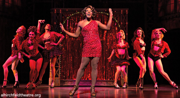kinky boots broadway musical al Hirschfeld theater