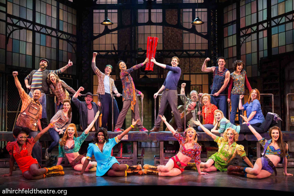 kinky boots al Hirschfeld theatre broadway buy tickets