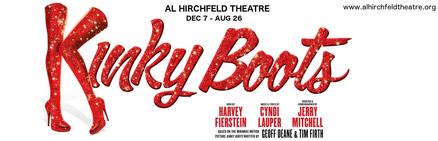 kinky boots musical new york