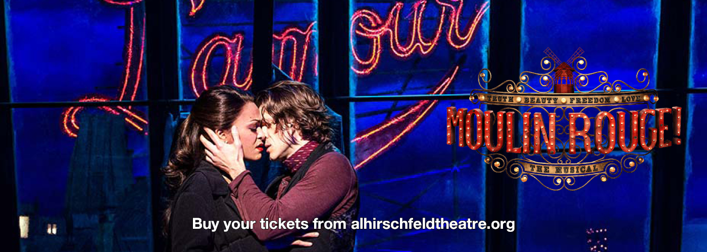 Moulin Rouge Hirschfeld Theatre