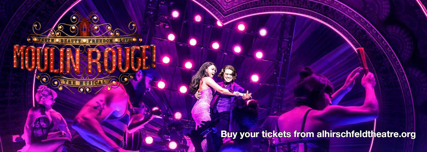 Moulin Rouge The Musical tickets